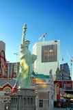 Statuy Wolności replika Las Vegas fotografia royalty free