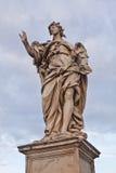 Staty av ängeln Royaltyfri Bild