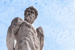 Staty av århundradet 16 Arkivbild