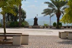 Staty av aposteln Peter Royaltyfri Foto