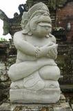 Staty av Balinesedemonen, Indonesien Royaltyfri Bild