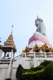 Staty av buddha Arkivbild