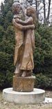 Staty av dansare Royaltyfria Bilder