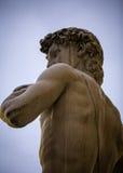 Staty av david florence Royaltyfri Foto