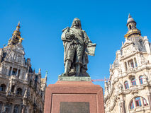 Staty av David Teniers det mer ung Royaltyfri Foto