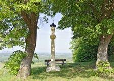 Staty av den övergav modern av guden Fotografering för Bildbyråer