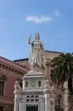 staty av den Eleanor d'Arboreaen Arkivbilder