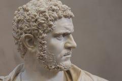 Staty av den Grecian mannen royaltyfri bild