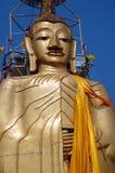 Staty av den stora Buddha Royaltyfri Foto