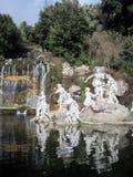 Staty av Diana i Caserta Royaltyfri Bild