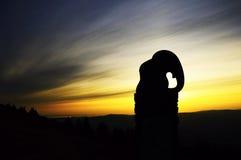 Staty av elefanten Fotografering för Bildbyråer