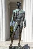 Staty av en man Royaltyfria Foton