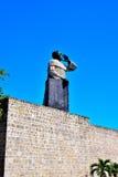 Staty av Frai Anton de Montesinos Royaltyfri Fotografi