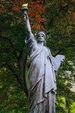Staty av frihet Royaltyfria Foton