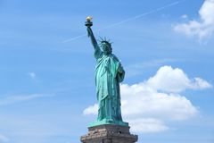 Staty av frihet Arkivfoto