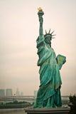 Staty av frihet i Japan Royaltyfri Foto