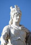 Staty av frihet i San Marino Republic Royaltyfri Bild