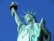 Staty av frihet, New York City Royaltyfri Foto