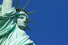 Staty av frihet, NYC Royaltyfria Bilder