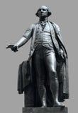 Staty av George Washington Arkivbild