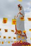 Staty av gudinnan Guanyin Royaltyfri Foto