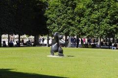 Staty av Henri Laurens Arkivbild