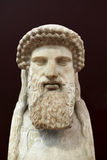 Staty av Hermes Arkivfoto