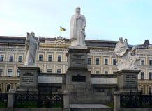 Staty av hertiginnan Olga Royaltyfri Foto