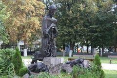 Staty av Jesus Christ Arkivfoton