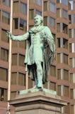 Staty av Jozsef Eotvos Fotografering för Bildbyråer