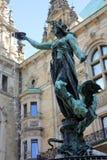 Staty av kvinnan Royaltyfria Bilder