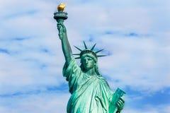 Staty av Liberty New York American Symbol USA Arkivfoto