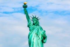 Staty av Liberty New York American Symbol USA Arkivfoton