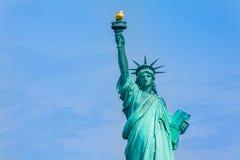 Staty av Liberty New York American Symbol USA Royaltyfria Foton
