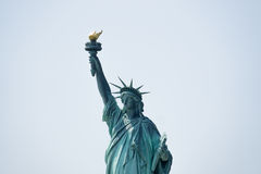 Staty av Liberty Torso Royaltyfri Fotografi