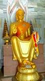 Staty av Lord Buddha Royaltyfria Bilder