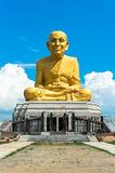 Staty av Luang Pu Thuat Arkivbild
