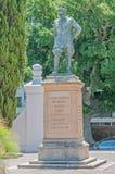 Staty av Major General Sir Henry Timson Lukin Fotografering för Bildbyråer