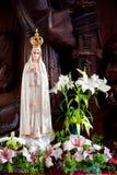 Staty av Mary Arkivfoton