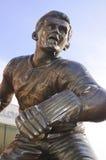 Staty av Maurice Richard Arkivbilder
