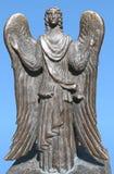 Staty av ängeln Arkivfoto