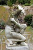 Staty av Paolina Buonaparte Royaltyfri Bild