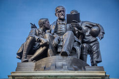 Staty av Quintin Hogg Royaltyfria Bilder