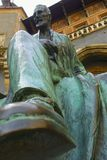 Staty av räkningen Sandor Karolyi Royaltyfria Bilder