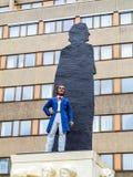 Staty av Richard Wagner Royaltyfri Foto