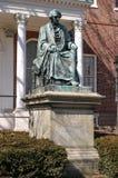 Staty av Roger Brooke Taney Royaltyfri Bild