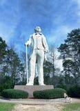 Staty av Sam Houston Arkivfoto
