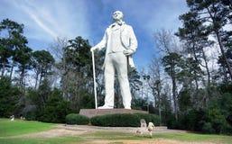 Staty av Sam Houston Royaltyfri Fotografi