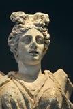 Staty av segern, Philippi, Grekland royaltyfria bilder