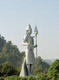 Staty av Siva Arkivbild